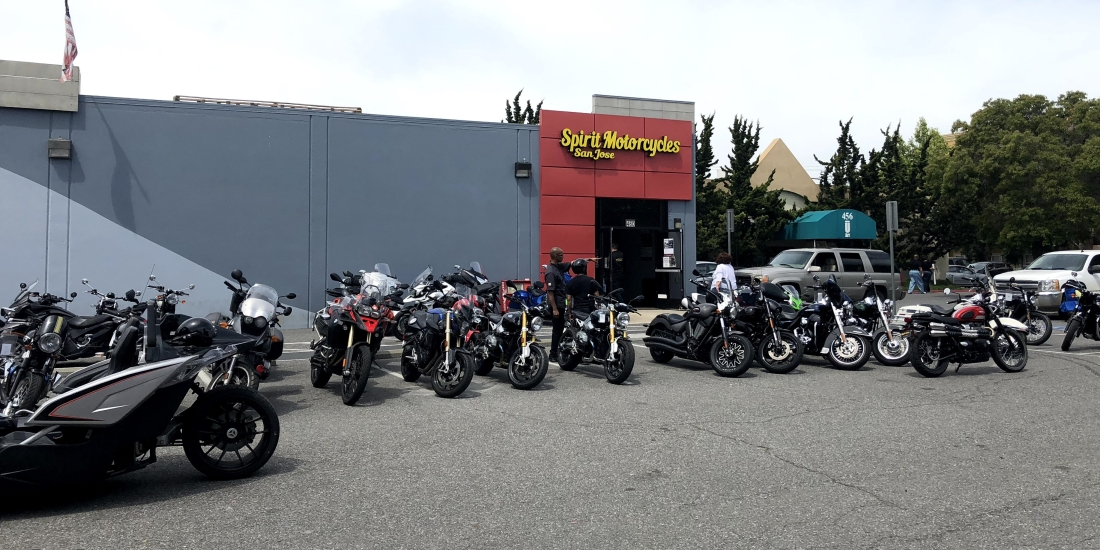Spirit Motorcycles